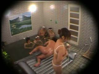 Japanese Swimming Pool Party Fuck Video