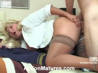 Rosemary And Mike Furious Mature Movie