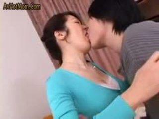 Caliente japonesa mamá 49 por avhotmom