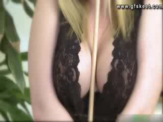 Szexi blondie tristyn kennedy loves szex