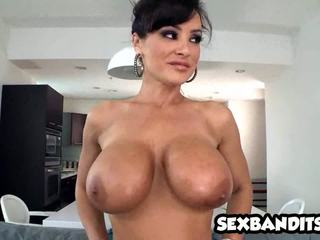 Goddess lisa ann graces nam s čudovito bj in analno 10