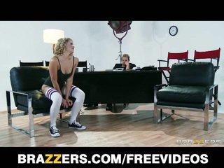 Ευλύγιστος ξανθός dancer mia malkova, ευλύγιστος πόρνη
