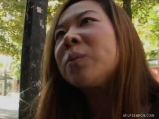 Ben Gives Lost Asian Milf Voyageist Directions To His Jock