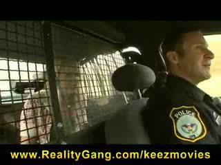 Heather starlet - caliente & cachonda rubia adolescente hitchhiker zorra picked-up & follada por poli