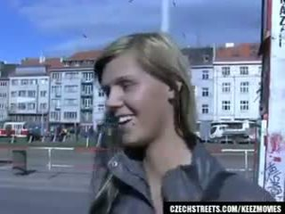 Čehi streets - ilona takes sīknauda par publisks sekss