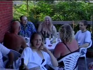 груповий секс, товстушки, свінгери, данська