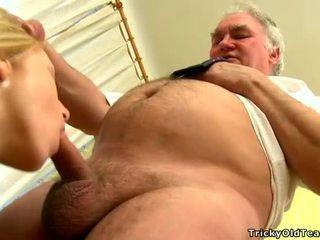 Tricky lærer seducing student