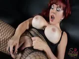 beobachten spielzeug, echt große brüste heiß, schön rotschopf überprüfen