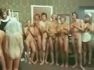 Hardcore Wedding Orgy Video