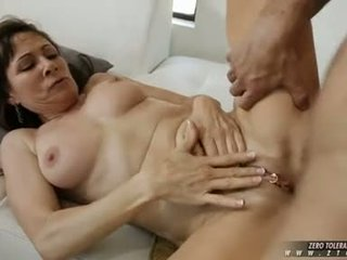 Alxandra Silk Get The Hard Cock Down With In Her Cunt