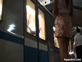 Mix Of Videos By HQ Upskirt