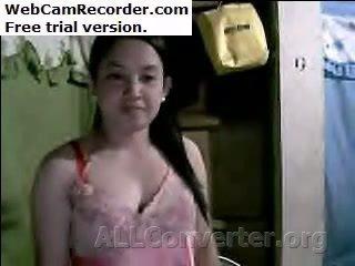 Filipino gadis sempit berbulu alat kemaluan wanita dan sempurna payudara