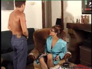 Francese anale nonnina f70 matura matura porno nonnina vecchio cumshots sborrata