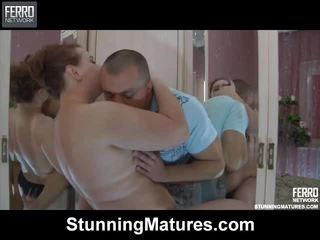 Hot Astounding Matures Movie Starring Dolores, Nicholas, Fiona
