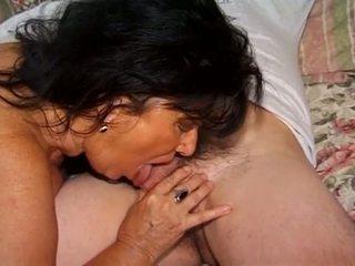 Porner premium: the gjysh shkoj i vështirë rammed në të saj bythë nga një i ri i vështirë kokosh