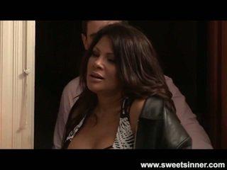Lisa ann mainan and screws her step son