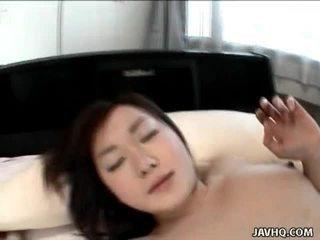 Kuuma seksi aika lähellä kohteeseen yumi aida