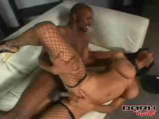 Tyra Moore is enjoying this deep and Rough cunt drill