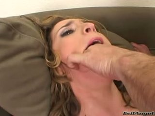 Kelly Wells Fuck Hard With 2 Angry Jocks