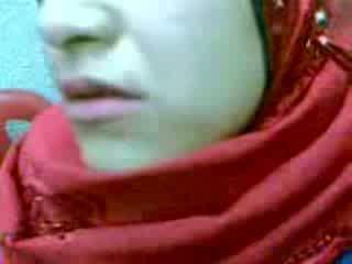 Amatööri arab hijab nainen creampie video-