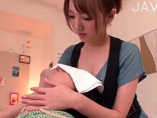 日本 最热, 看 口交 满, 更多 射液 所有