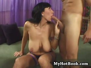 free brunette more, fishnet rated, ideal bigboobs hottest