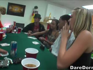 College Girl Gets Nasty At The Club Video
