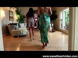 girl-on-girl, female-friendly, interracial