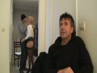 Fabienne mature ass fucked in stockings