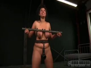 Bdsm Bondage At Bed