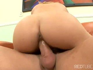 Blonde slut Chloe Dash pussy fucking
