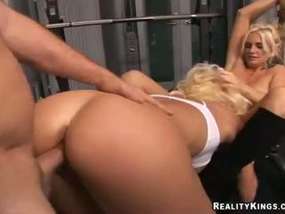 big dick, groupsex, babe, big tits