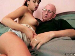blowjob, compilation, grandpa, oldman