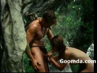 Tarzan dhe cayne discovering si në qij 1