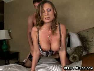 Devon lee - devon makes jordan pay for stumbling into her room on heläkçilik by making him fuck her künti to her liking.