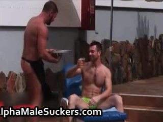 Nadržený homo men homosexual prdel souložit a kohout video