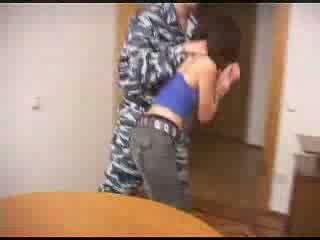 army boys brutal rough fuck a female prisoner Video