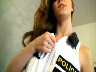 Dangerous police woman