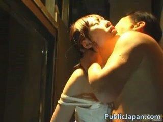 Kinesiska prostituterad sugande kuk