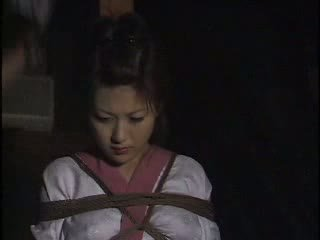 Hogtied Asian Video