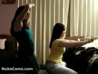 Cam filles à partir de turkey danse