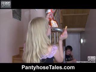 hardcore sex, pantyhose, pha