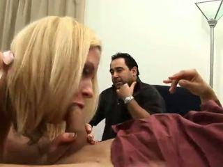 blowjobs, blondinės