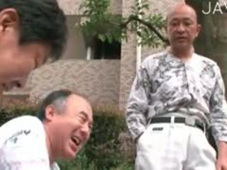 jaapani, vana + young, aluspüksid