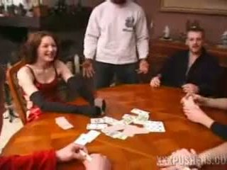 gangbang, poker