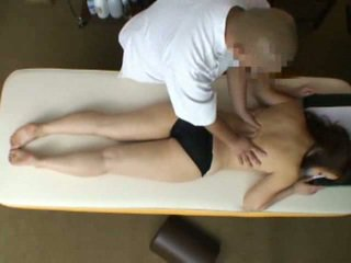 Mosaic: Wife reluctant Orgasm during Massage 2