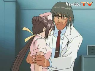 y tá, phim hoạt hình khiêu dâm
