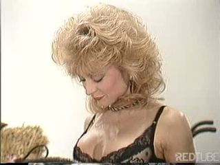 Nina hartley riding en unicorn