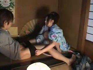 Японки семейство (brother и sister) секс part02