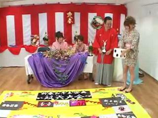 Japonská pohlaví hra show